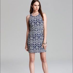 Dolce Vita Dada Tribal Tapestry Dress XS